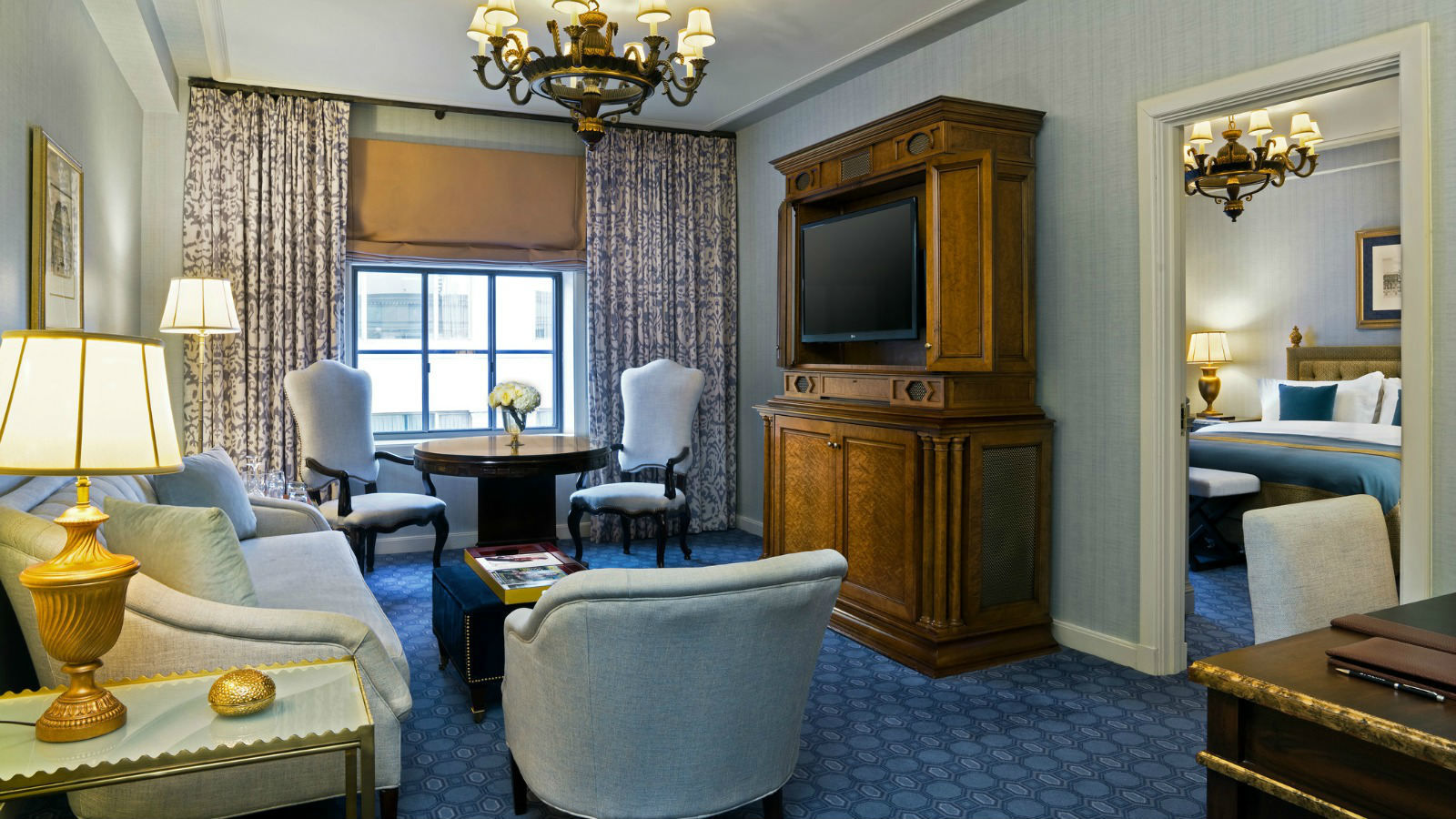 The St. Regis Washington, D.C. - Caroline Astor Suite Parlor