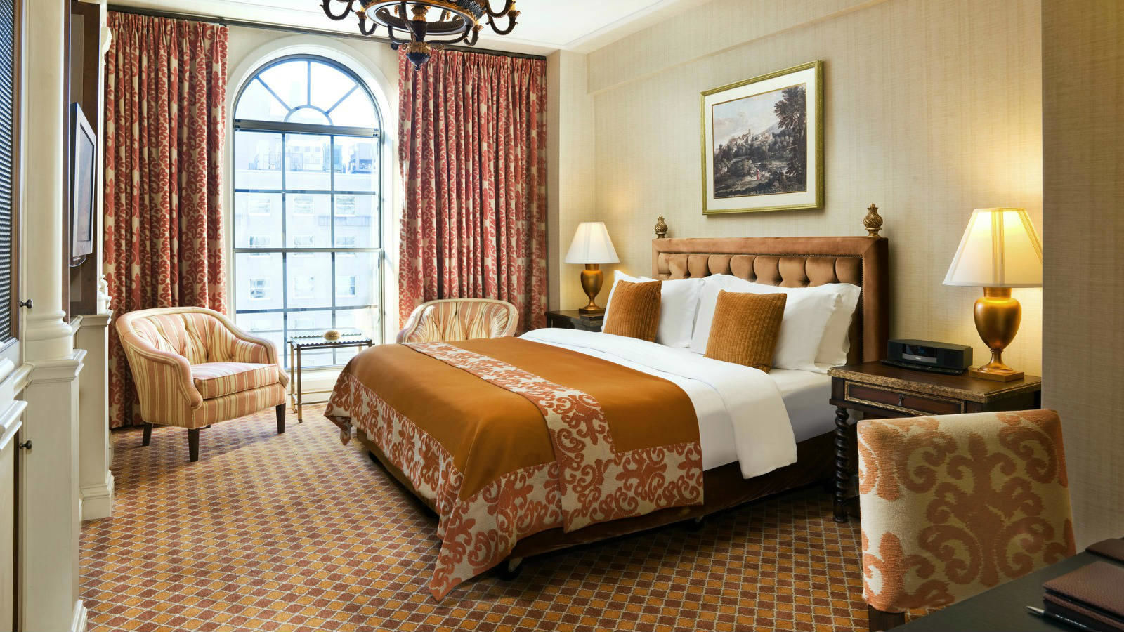 The St. Regis Washington, D.C. - Deluxe Guest Room