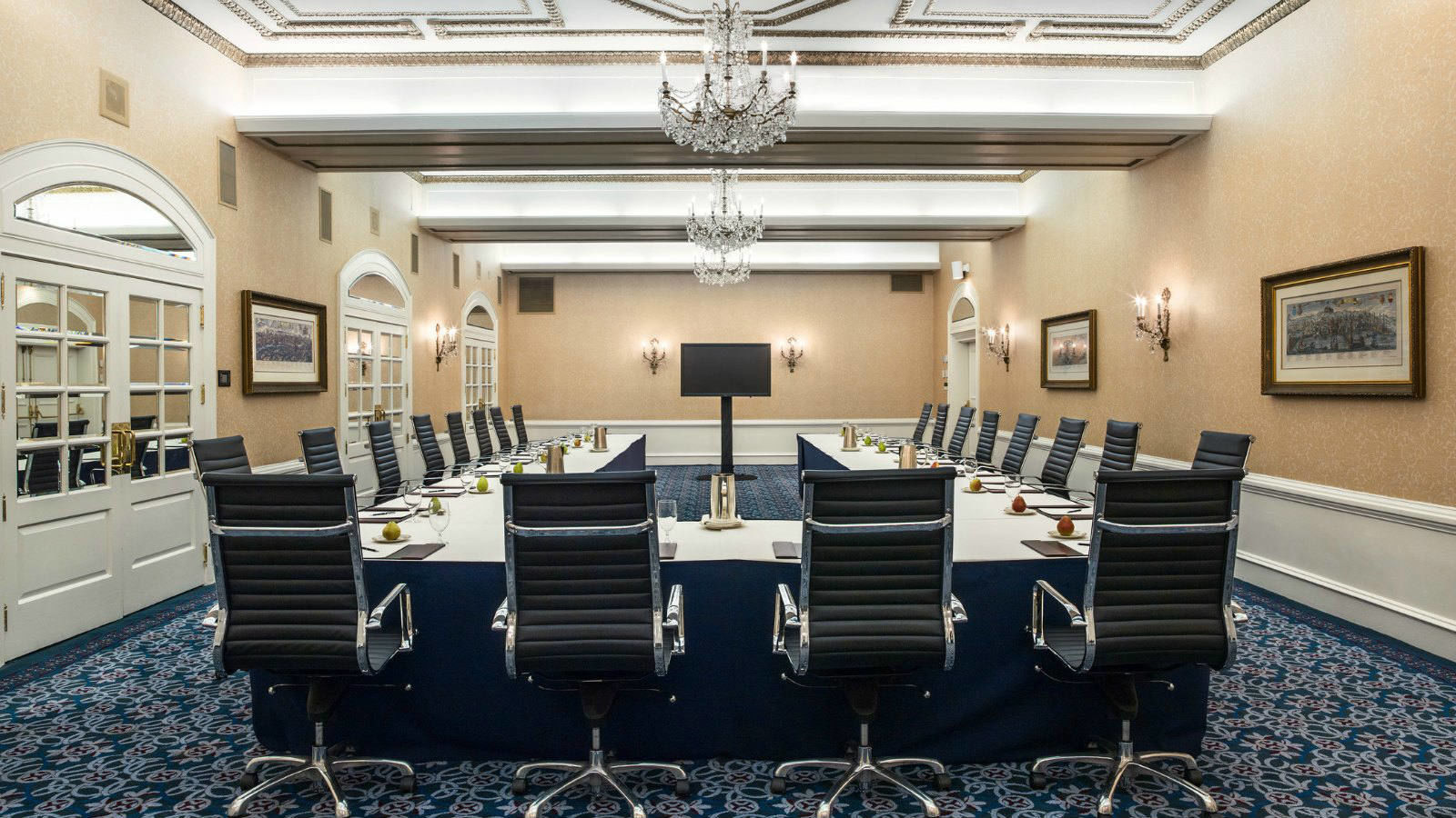 Law Accommodations - Magnolia Meeting Room