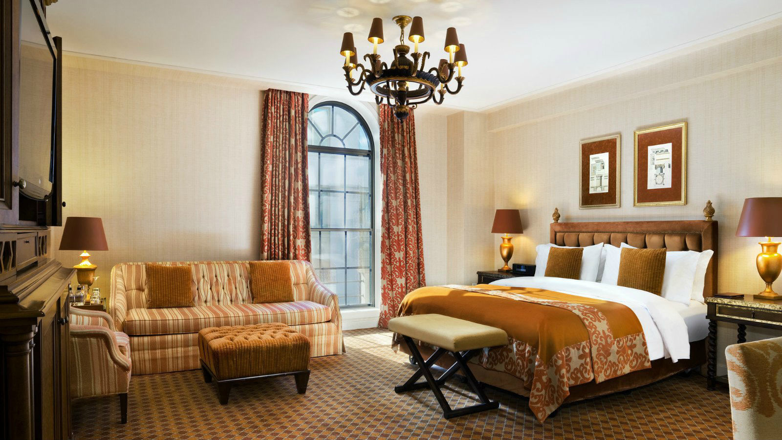The St. Regis Washington, D.C. - Metropolitan Suite