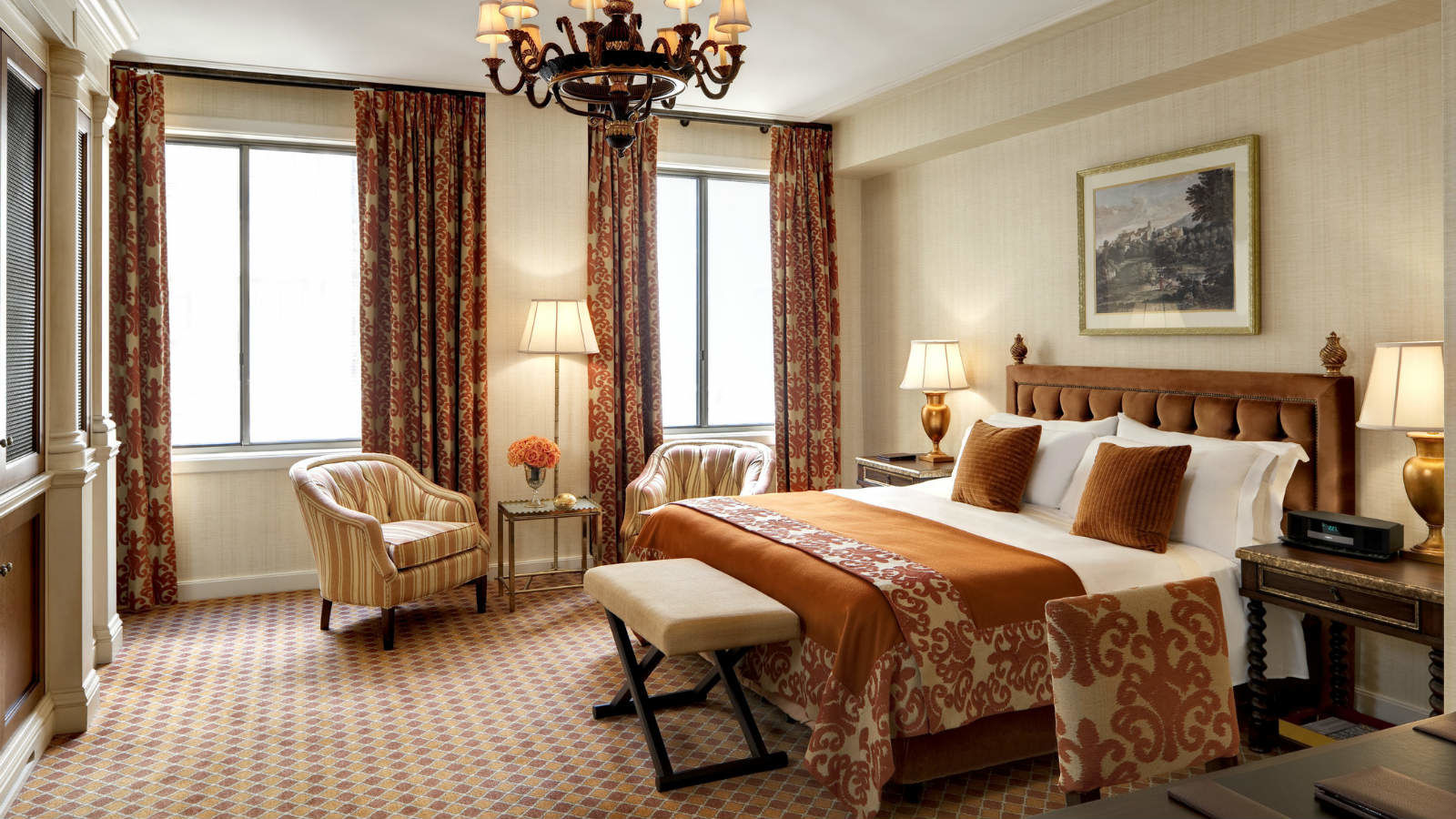The St. Regis Washington, D.C. - Premier Deluxe Room