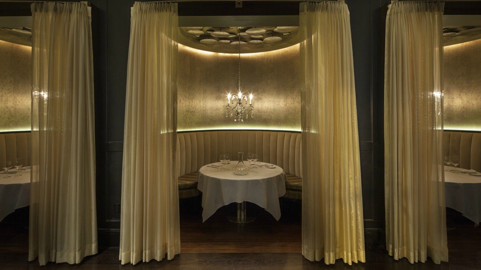 The St. Regis Restaurant Booth