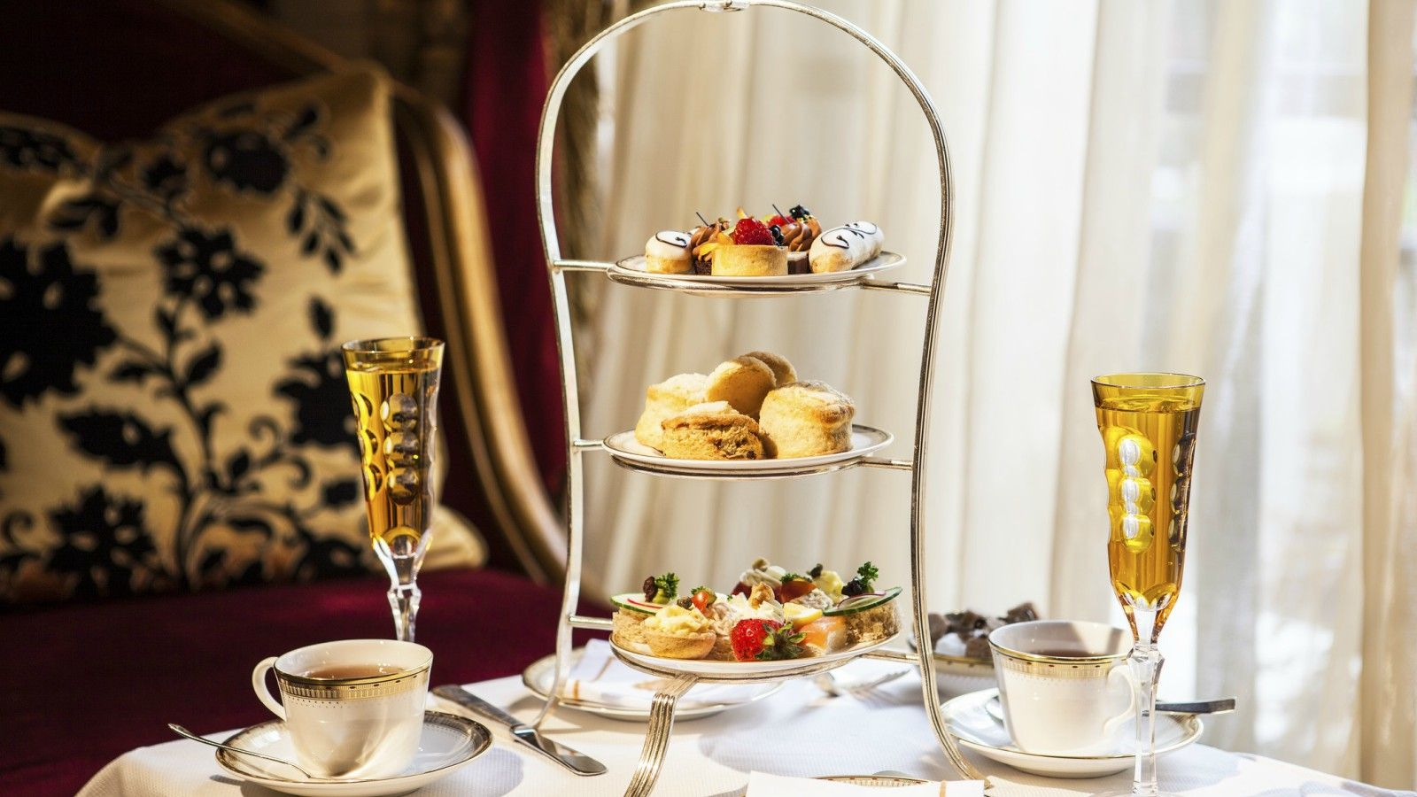The St. Regis Washington, D.C. -  Afternoon Tea